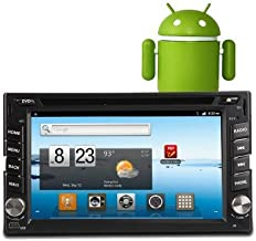 Ouku Universal 2 Din Android 4.4 OS In Dash Car PC DVD Radio Player GPS navigation Head Dek Stero Radio+1GHZ CPU+8GB Flash+Wifi+3G Function+Free Android APP software Download