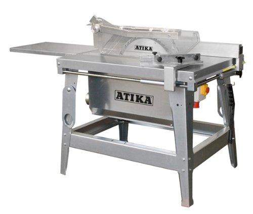 ATIKA BTK 400 230V Baukreissäge Tischkreissäge Kreissäge Säge montiert *NEU*