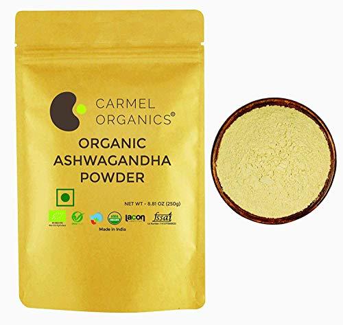 Organic Ashwagandha Powder    250 Grams