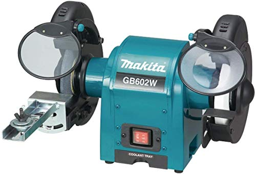 Makita GB602W - Amoladora de banco