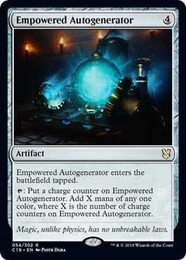 Magic: The Gathering - Empowered Autogenerator - Commander 2019