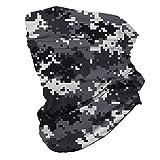 Hingpy 12 en 1 couvre-chef multifonctionnel masque facial bandeau cou guêtre