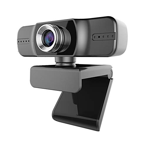 Webcam Hd 1080P Webcam USB Webcam Ingebouwde Microfoon PC Desktop Laptop Webcams Plug And Play Computer Camera USB Camera Voor Videogesprekken Opnemen Live Streaming Skype Live Class Conferentie