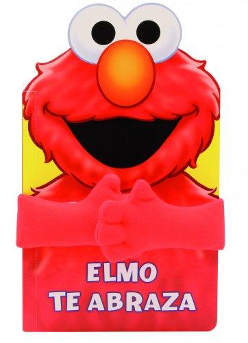 Elmo te abraza Barrio Sesamo