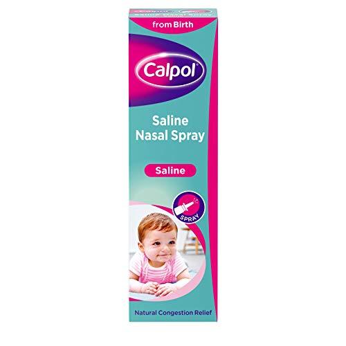 Calpol Saline Nasal Drops, 10ml
