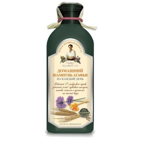 Shampoo Home to elke dag voor alle haartypes met uien, in hop tappen, propolis en kruiden