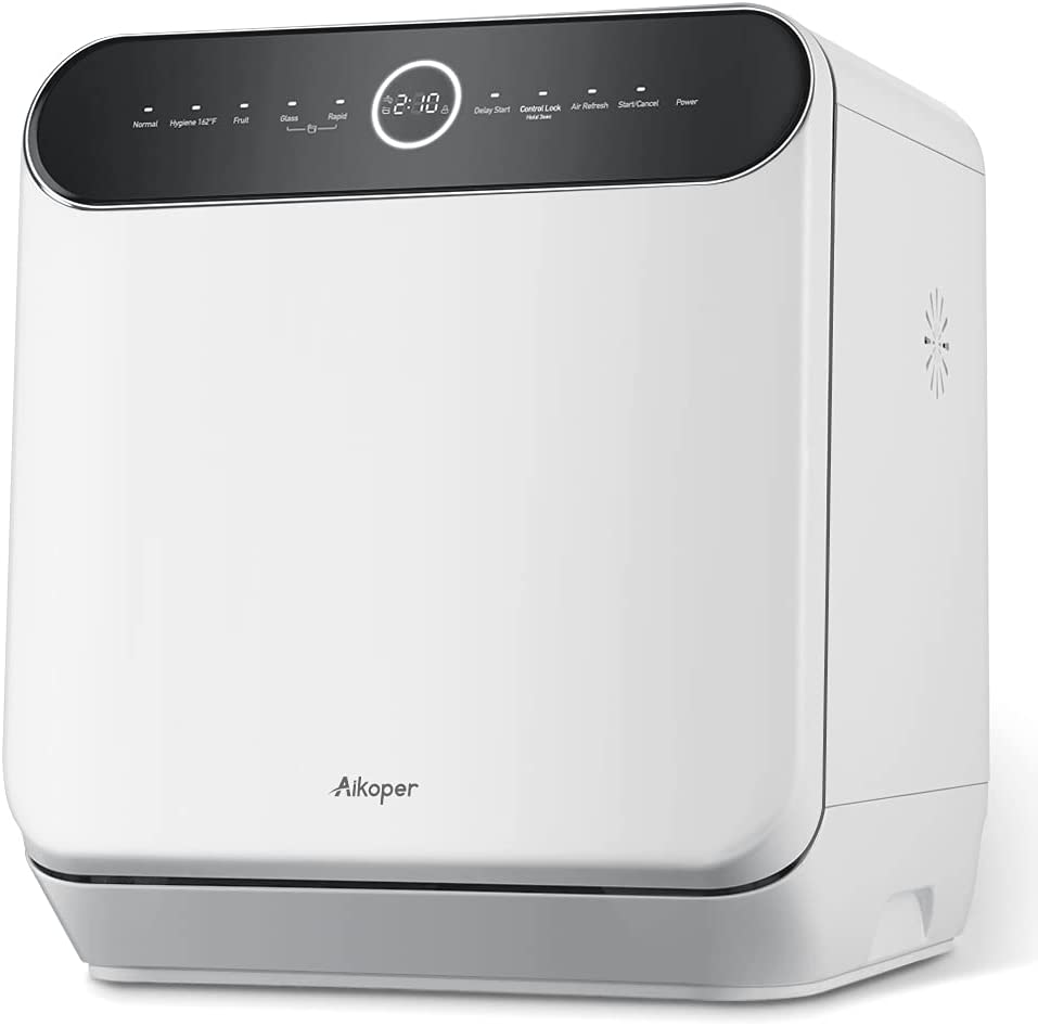 Aikoper Compact Portable Dishwasher