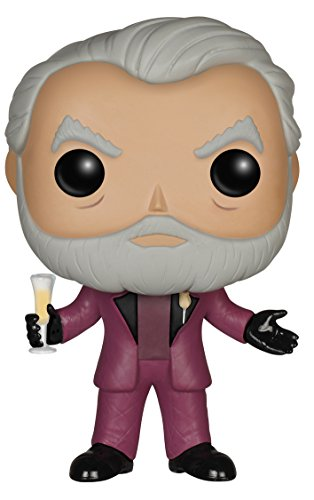 POP! Vinilo - The Hunger Games: President Snow