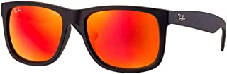 Ray Ban RB4165 JUSTIN Sunglasses For Men For Women