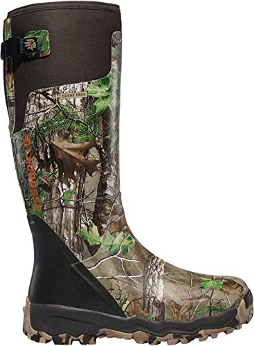LaCrosse Men's Alphaburly Pro 18' Hunting Boot,Realtree Xtra Green,12 M US