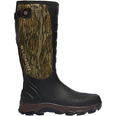 "Lacrosse Men's 376104 4xAlpha 16"" 7.0MM Hunting Boot, Mossy Oak Bottomland - 11 M US"
