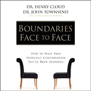 Boundaries Face to Face audiobook cover art
