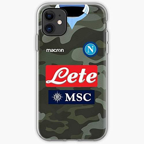 TIINTEXBA Compatible with iPhone 12/12 PRO Max 12 Mini 11 PRO Max SE X XS Max XR 8 7 6 6s Plus Case Story Season Naples Camouflage 14 Napoli Camo SSC 2013 Phone Cases Cover