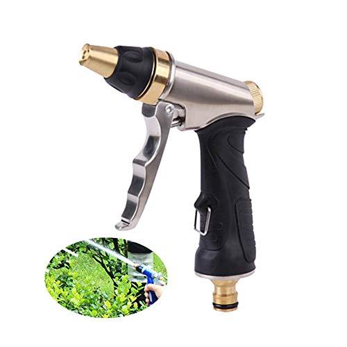 Pistola rociadora de manguera de ducha DealMux Gardena para el jardín pistola de agua de alta presión pistola rociadora de manguera para lavado de mascotas