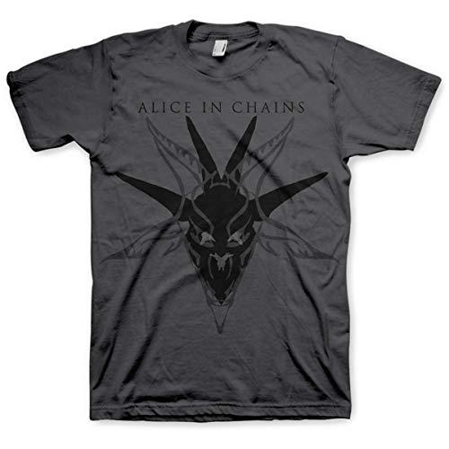 Générique Black Skull (Grey) T-Shirt S
