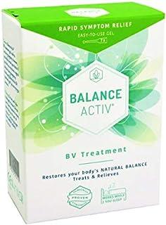 comprar comparacion Gel Balance Active - Pack de 7 Tubos - Eficaz contra la vaginosis bacteriana, para tratar sus síntomas y para uso preventi...