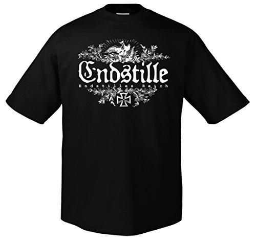 Endstille Endstilles Reich White T-Shirt S