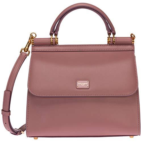Dolce&Gabbana damen sicily 58 Handtaschen rosa polvere