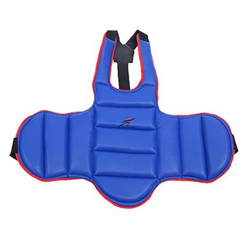 MagiDeal Taekwondo Brustschutz...