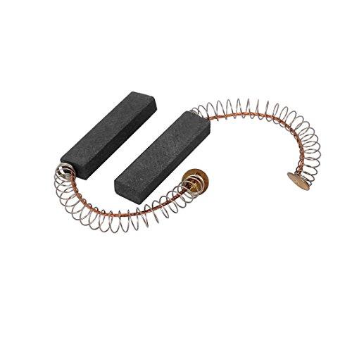 Aexit Paar 5x8x29mm Kohlebürsten-Elektrowerkzeug für elektrische Bohrhammer-Motor (c895f52f6add33466d20e39bf04e663e)