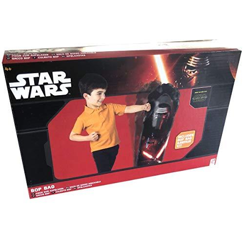 Star Wars: Il Risveglio della Forza – Guantoni Bop – Punching Ball Gonfiabile Kylo Ren – 80 Cm