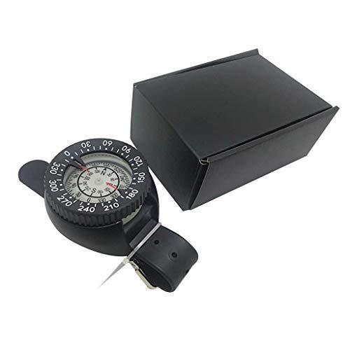 Wasserdichter Kunststoff Tauch-Kompass Uhr für Outdoor Camping Wandern Schwimmen Survival Zubehör