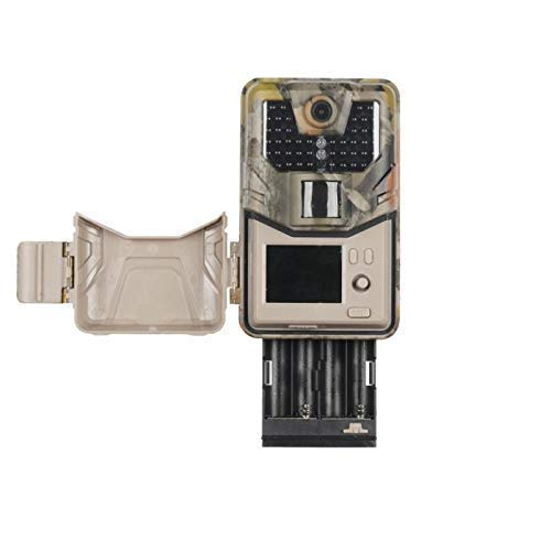 XYSQWZ Cámaras 16mp 1080p con 65 Pies / 20 M Led Sin Brillo Cámara De Juegos HC 900a con Pantalla De Movimiento De 2.0 '' Velocidad 0.2s Ip65 A Prueba De Agua