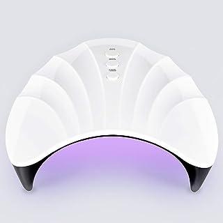 Secadores de UñAs La lámpara de fototerapia USB de secado por infrarrojos con LED de inducción inteligente de un solo botón es adecuada para todos los pegamentos de uñas 100 / 240v