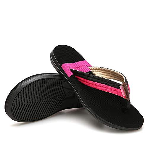 BSTLY Flip Flops, Ciabatte Infradito per Spiaggia e Piscina
