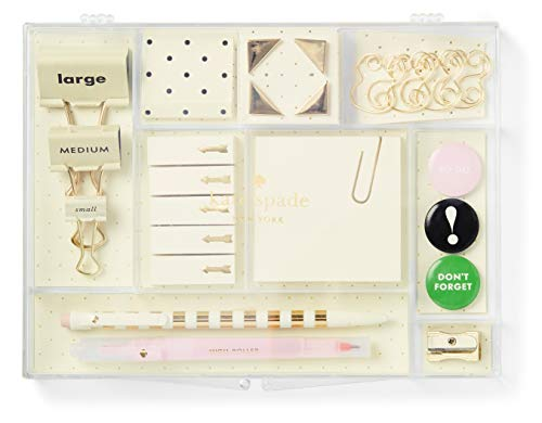 Kate Spade New York Women's Office Supplies Tackle Box (176353)