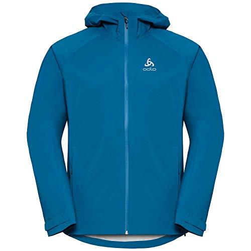 Odlo Jacket hardshell AEGIS Veste / Blouson Homme mykonos blue FR : M (Taille Fabricant : M)