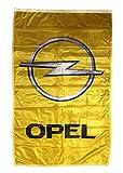 Beautiful Flag Opel-Flagge, vertikal, 91 x 152 cm, Gelb