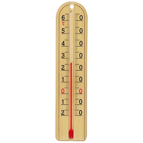 JAG DIFFUSION STIL Thermomètre, Marron, 25 x 200 x 40 cm