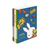 ナカバヤシ ディック ブルーナ/ミッフィー L判210枚収納 5冊BOXポケットアルバム ア-PL-1031-9