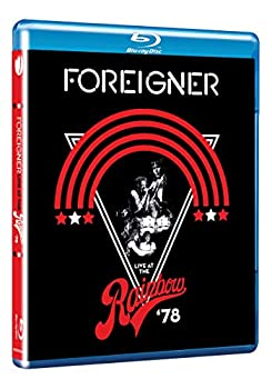 Foreigner - Live at the Rainbow  78 [Blu-ray]