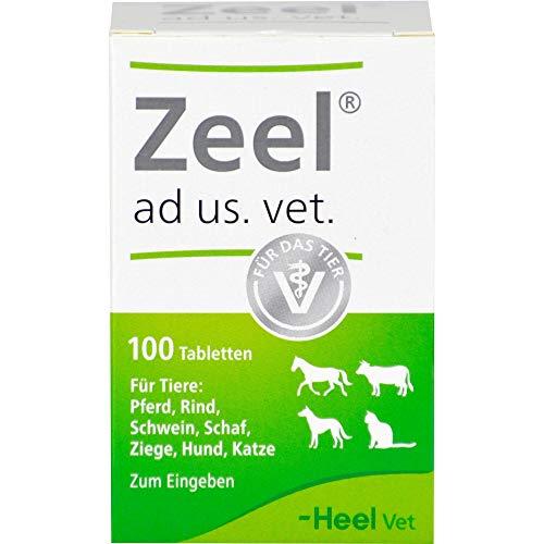 ZEEL ad us.vet.Tabletten 100 St