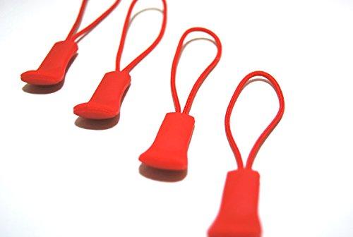 Lot de 10 Fermeture Éclair Pendentif Pull Zipper Outdoor Sport RR100