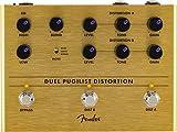 Fender® DUEL PUGILIST DISTORTION Floor Effect Pedal