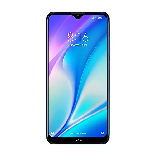 (Renewed) Redmi 8A Dual (Sea Blue, 3GB RAM, 32GB Storage)