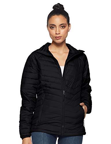 Columbia Women's Powder Lite Jacket, Black ,Large