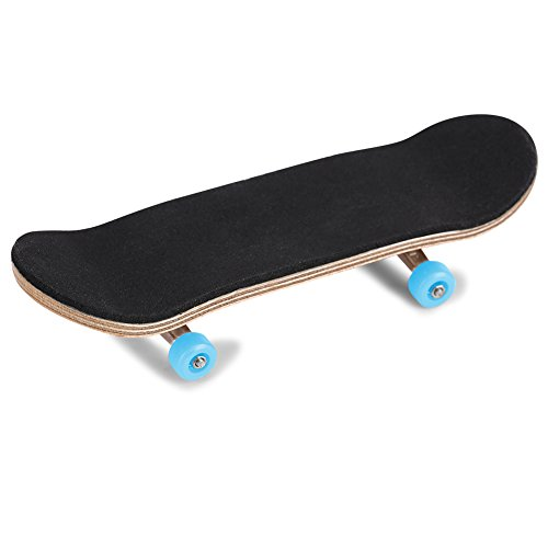 DIY Finger Skateboard Set Professionelle Mini Holz Fingerboards Kreative Geburtstagsgeschenk Geschenk für Kinder MEHRWEG VERPAKUNG(5#)