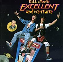 Bill & Ted's Excellent Adventure by Original Soundtrack (1989-02-07)