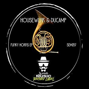 Funky Horns EP