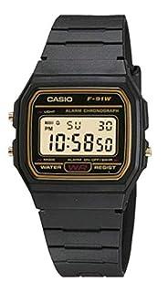CASIO Reloj Hombre de Digital con Correa en Resina F-91WG-9QEF (B07QK2BQ9K) | Amazon price tracker / tracking, Amazon price history charts, Amazon price watches, Amazon price drop alerts
