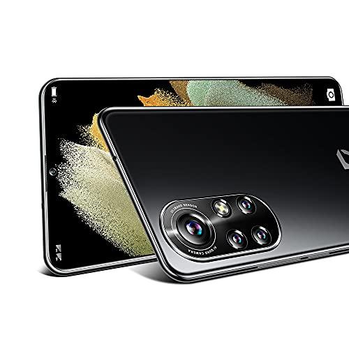 mobile phone Teléfono Android Inteligente Azul/Verde/Negro Reconocimiento Facial del teléfono HD de 6.8 Pulgadas con WiFi + BT + FM + GPS