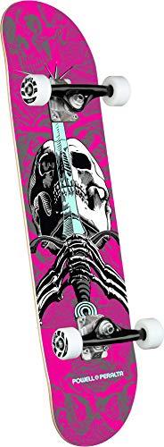 Powell Peralta Skateboard Complete Deck Skull & Sword 7.5