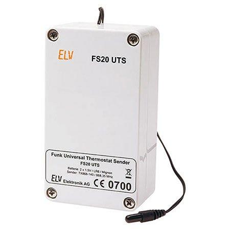 FS20 UTS Funk-Universal-Thermostat-Sender