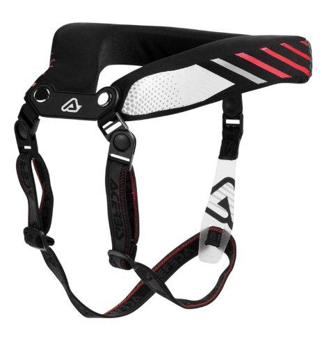 Acerbis Nackenschutz Stabilizing Collar 2.0 Grey/Balck/Red Einheitsgröße