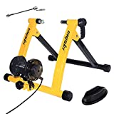 Unisky Bike Trainer Stand Indoor Exercise Bicycle Training Stand Magnetic Riding Stand with 6 Level...