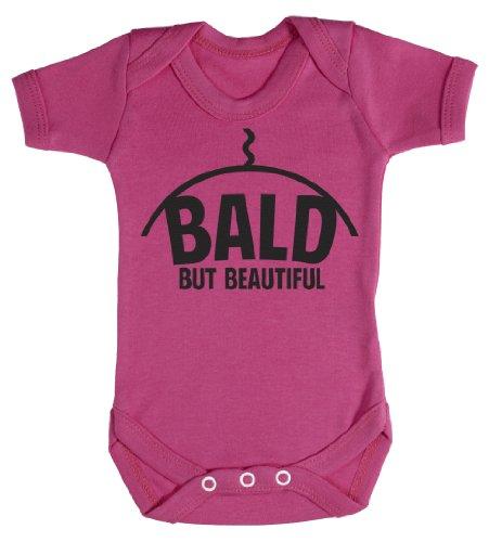 Baby Buddha - Bald But Beautiful Body bébé Naissance Rose